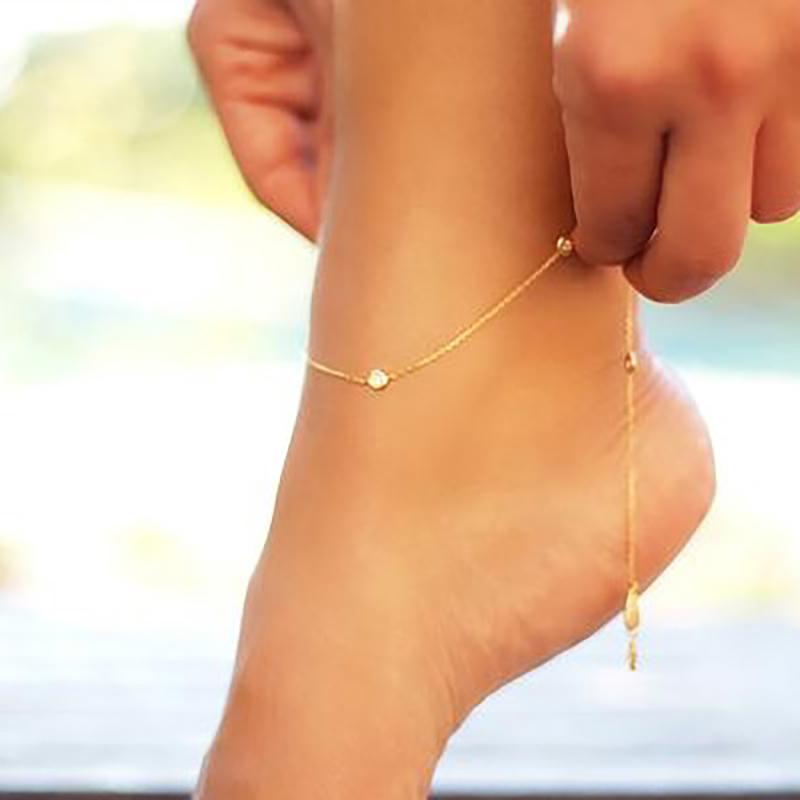 Anklet Constellation Diamond