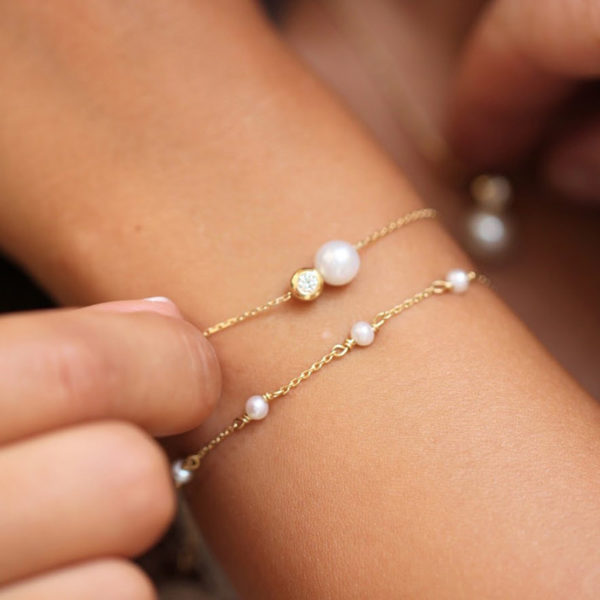 Bracelet Constellation Pearls