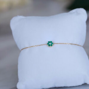 Bracelet Duchess Full Emerald