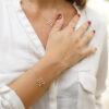 Bracelet Hera Flower