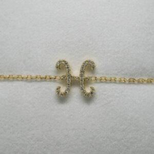 Bracelet Letter
