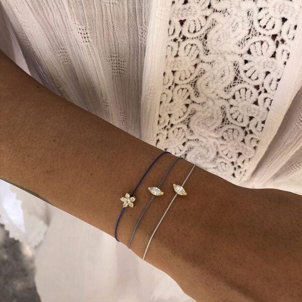 Bracelet Diamond Marquise