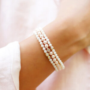 Bracelet Pearls Duo
