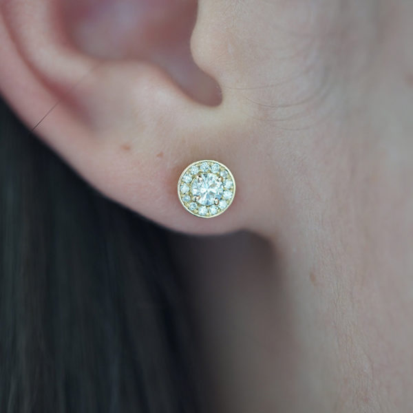 Earrings Athena