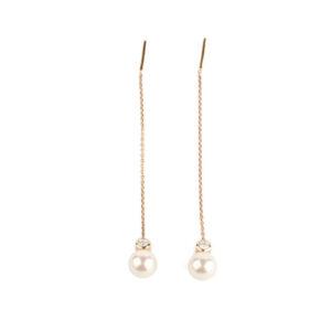 Earrings Daisy Long
