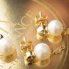Earrings Daisy Medium