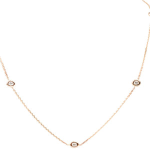 Necklace Constellation  Diamonds