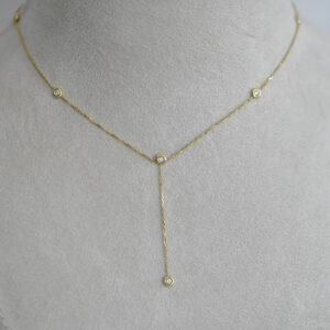 Necklace Red Carpet Constellation Diamonds