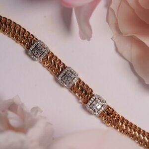 Choker Lush 18K Gold and diamonds